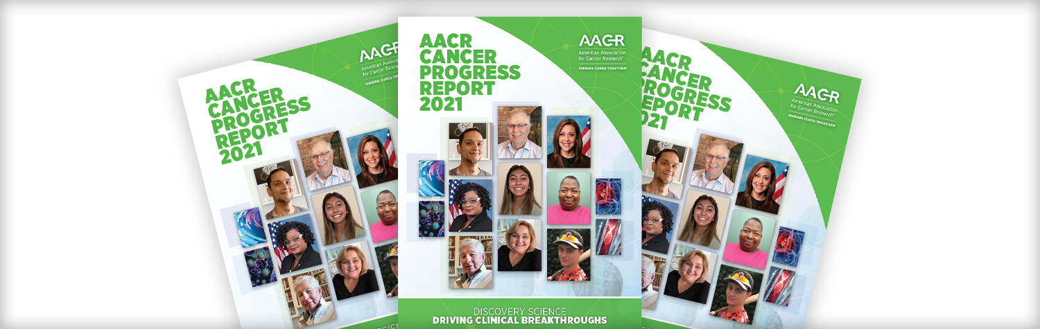<p><strong>AACR Cancer Progress Report:</strong></p>